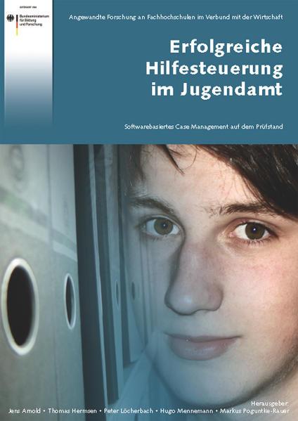 Erfolgreiche Hilfesteuerung im Jugendamt - Coverbild