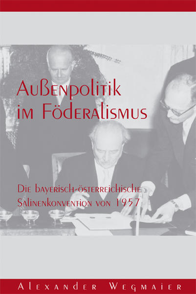 Außenpolitik im Föderalismus - Coverbild