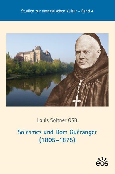 Solesmes und Dom Guéranger (1805-1875) - Coverbild