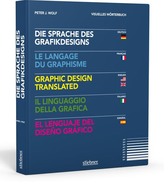 Die Sprache des Grafikdesigns - Coverbild