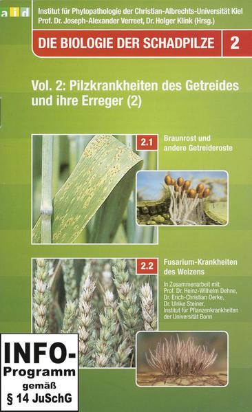 Schadpilze des Getreides und ihre Erreger, Vol. 2 - Einzellizenz - Coverbild