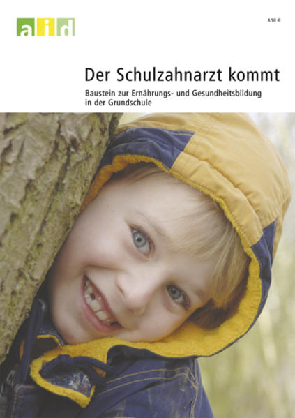 Der Schulzahnarzt kommt - Coverbild