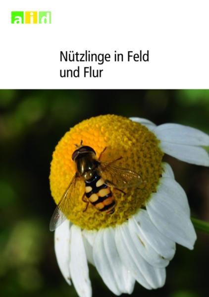 Nützlinge in Feld und Flur - Coverbild