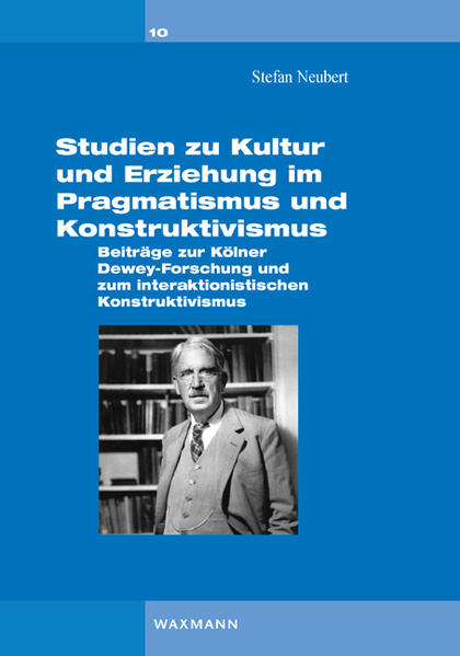 Studien zu Kultur und Erziehung im Pragmatismus und Konstruktivismus - Coverbild