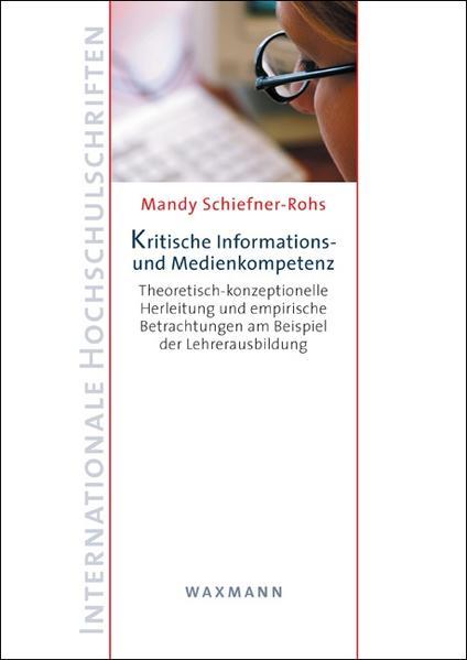 Kritische Informations- und Medienkompetenz - Coverbild