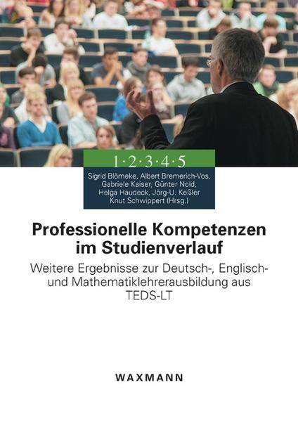 Professionelle Kompetenzen im Studienverlauf - Coverbild