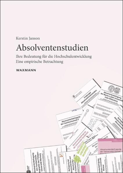 Absolventenstudien - Coverbild