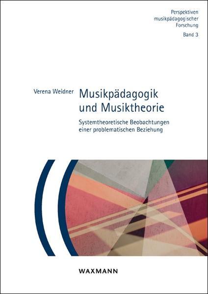 Musikpädagogik und Musiktheorie - Coverbild