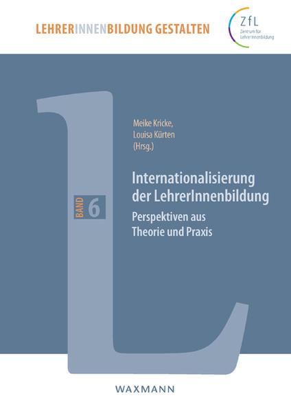 Internationalisierung der LehrerInnenbildung - Coverbild