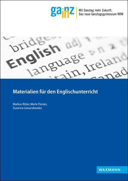 Materialien für den Englischunterricht - Coverbild