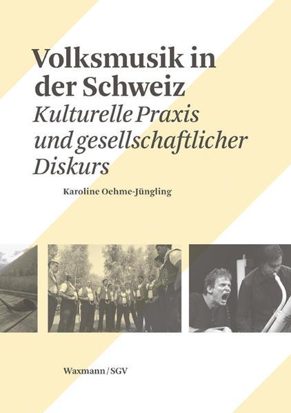 Volksmusik in der Schweiz - Coverbild