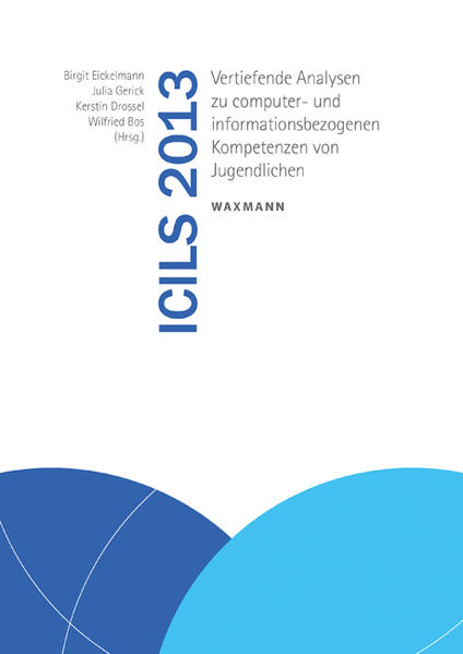 ICILS 2013 - Coverbild