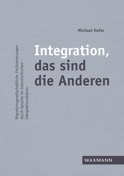 Integration, das sind die Anderen  - Coverbild