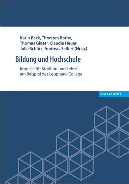 Bildung und Hochschule - Coverbild