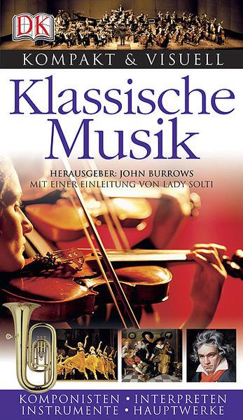 Klassische Musik - Coverbild