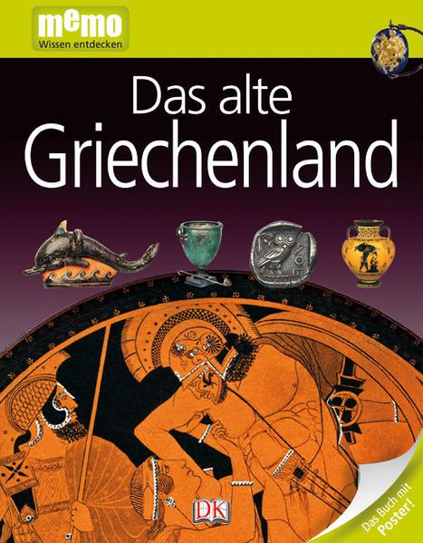 Das alte Griechenland - Coverbild