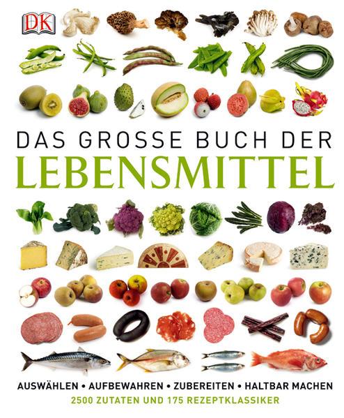 Das große Buch der Lebensmittel - Coverbild