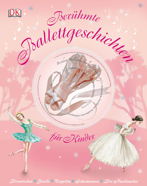 Berühmte Ballettgeschichten für Kinder - Coverbild