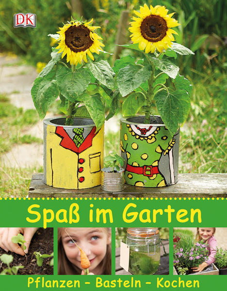 Spaß im Garten - Coverbild