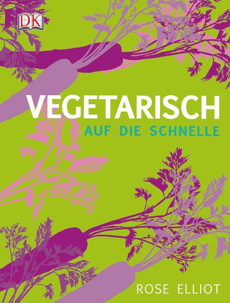 Vegetarisch auf die Schnelle - Coverbild