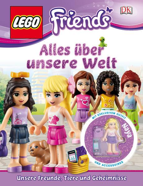 Kostenloser Download LEGO® Friends. Alles über unsere Welt Epub
