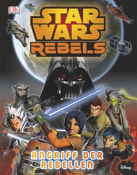 Star Wars Rebels Angriff der Rebellen - Coverbild