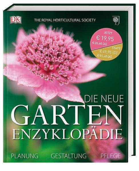 Die neue Garten-Enzyklopädie - Coverbild