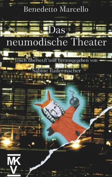 Das neumodische Theater - Coverbild