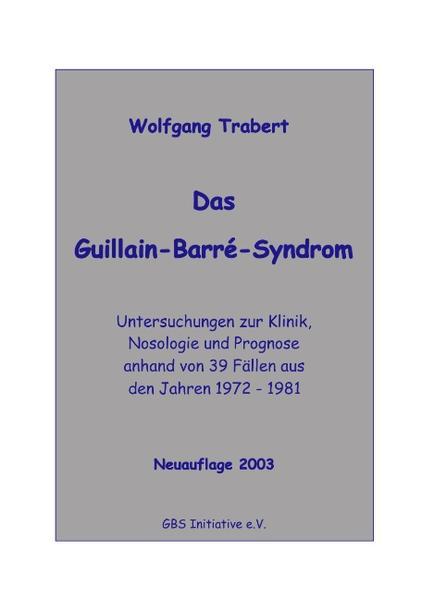 Das Guillain-Barré-Syndrom - Coverbild