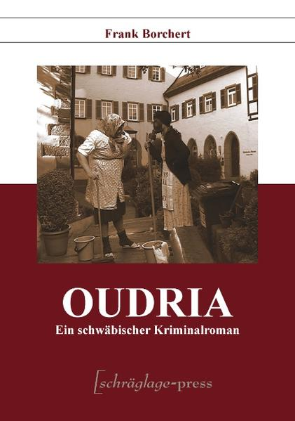 Oudria - Coverbild