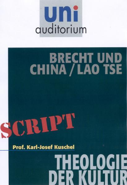 Brecht und China / Lao Tse - Coverbild