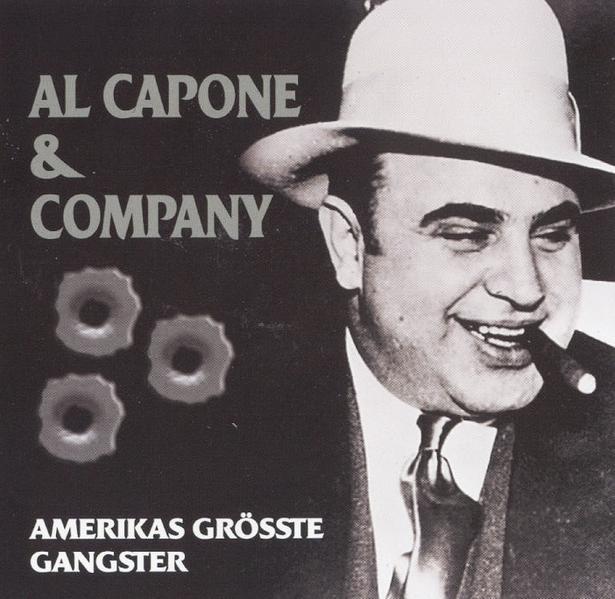 Amerikas grösste Gangster - Coverbild