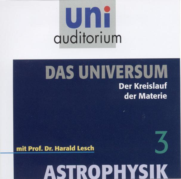 Astrophysik - Das Universum, Teil 3 - Coverbild