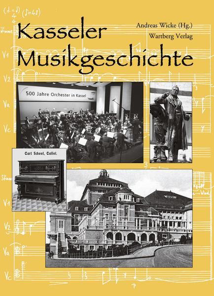 Kasseler Musikgeschichte - Coverbild