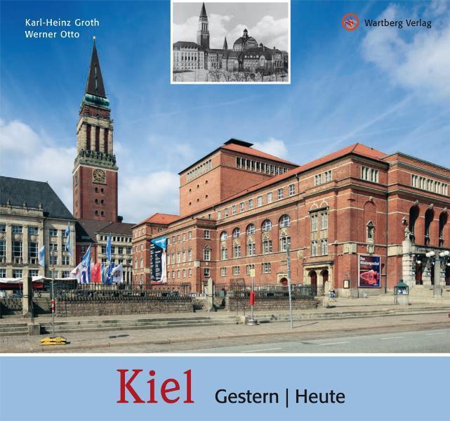 Kostenloses Epub-Buch Kiel - gestern und heute