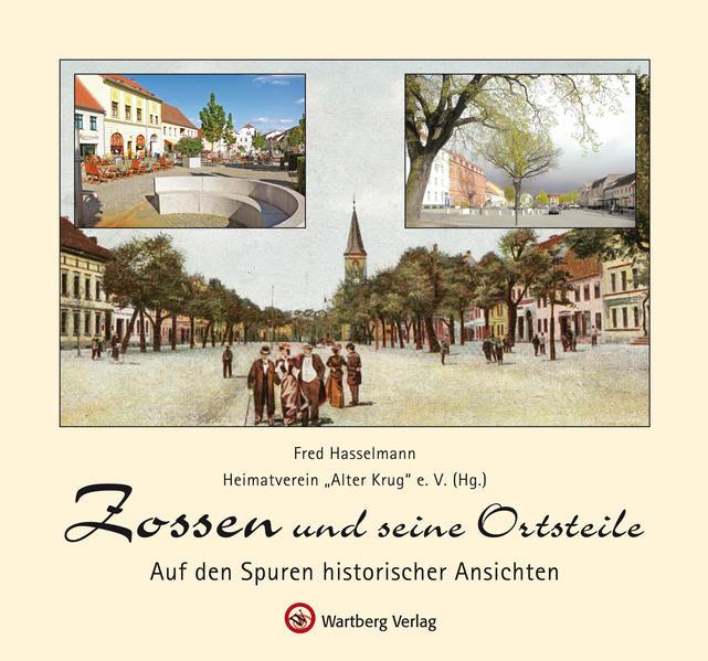 Zossen und seine Ortsteile - Coverbild