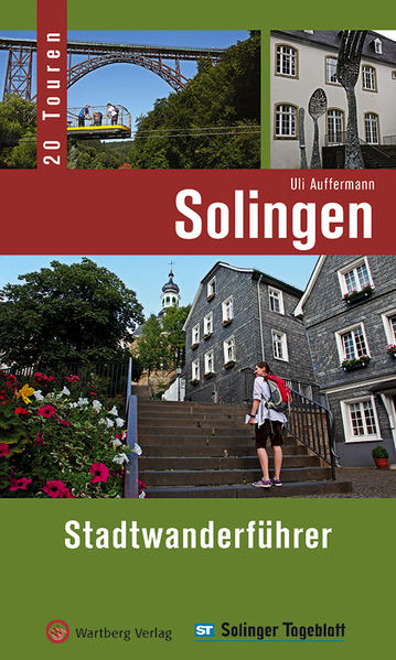 Solingen - Stadtwanderführer - Coverbild