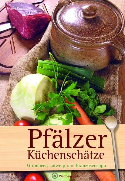 Pfälzer Küchenschätze - Coverbild