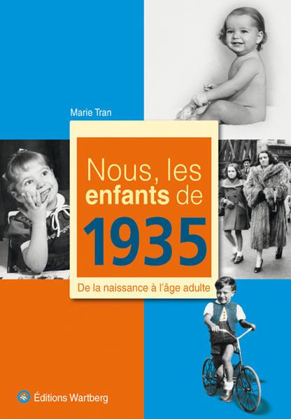 Nous, les enfants de 1935 - Coverbild