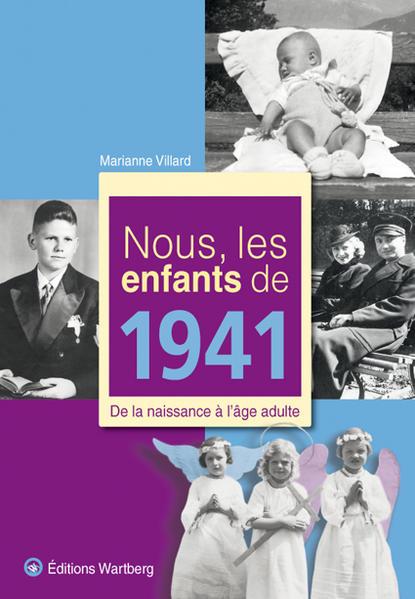 Nous, les enfants de 1941 - Coverbild