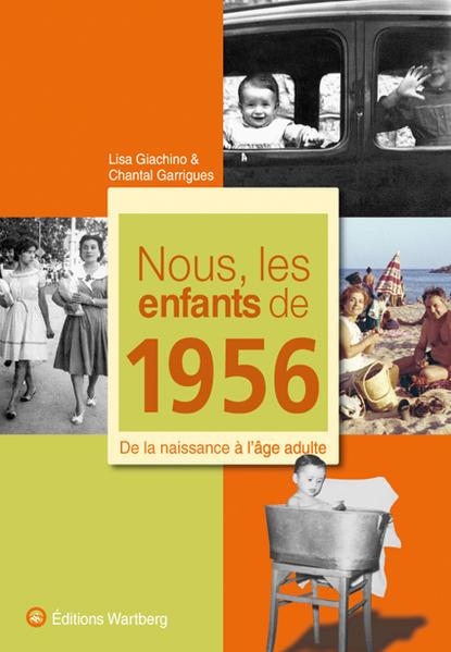 Nous, les enfants de 1956 - Coverbild