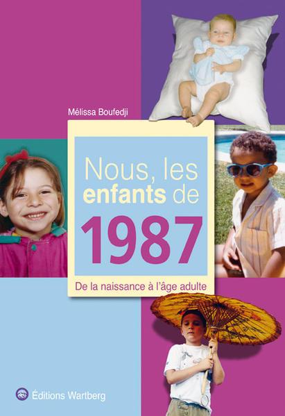 Nous, les enfants de 1987 - Coverbild