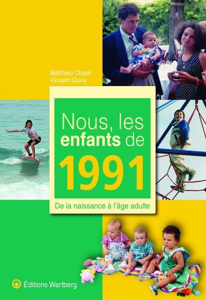 Kostenloses PDF-Buch Nous, les enfants de 1991