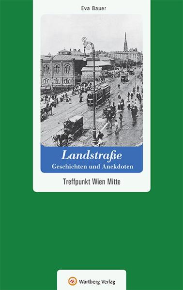 Wien-Landstraße - Geschichten und Anekdoten - Coverbild