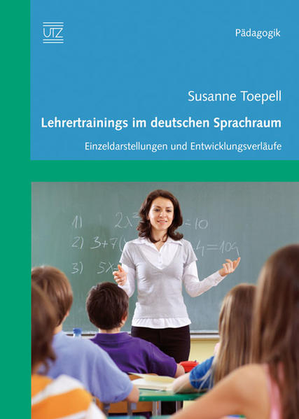 Lehrertrainings im deutschen Sprachraum - Coverbild