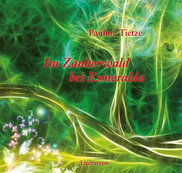 Im Zauberwald bei Esmeralda - Coverbild