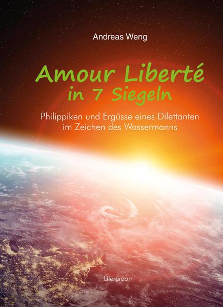 Amour Liberté - Coverbild
