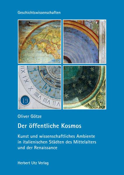 Der öffentliche Kosmos - Coverbild