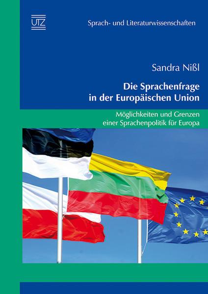 Die Sprachenfrage in der Europäischen Union - Coverbild
