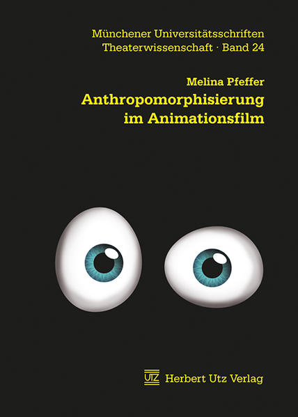 Anthropomorphisierung im Animationsfilm - Coverbild